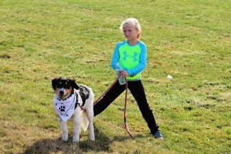 Paws for the Pantry Dog Walk